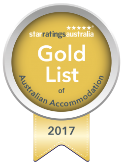Award Winning Accommodation